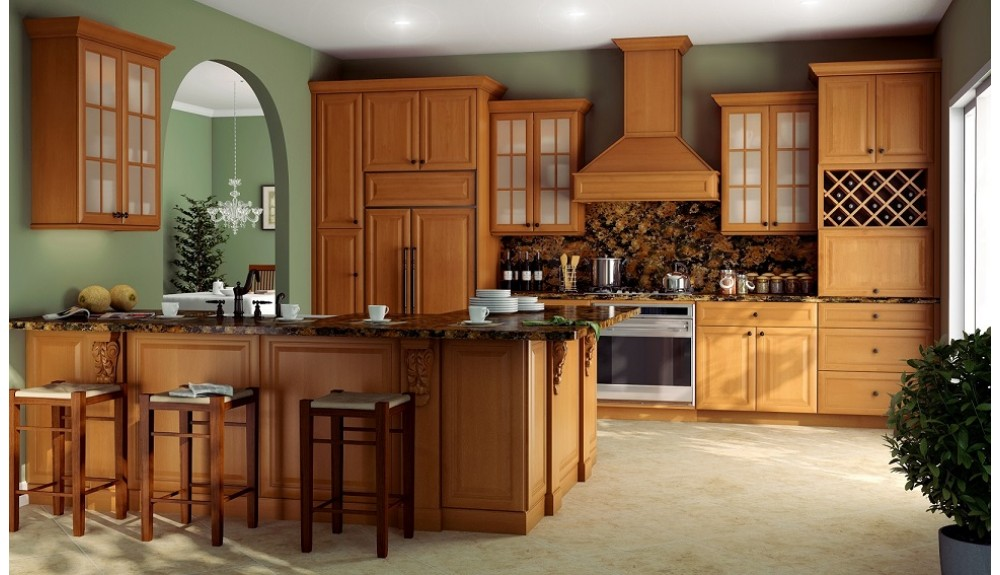 exceptional Best Places To Buy Kitchen Cabinets #3: All Wood Cabinets (360 N US Hwy 1, Oak Hill, FL. 32759) offers the best and  highly discounted kitchen cabinets. If you are unsure about where to buy  kitchen ...